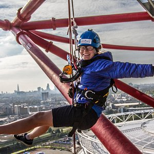 Enjoy unparalleled skyline views from Wire and Sky's Urban aerial adventures