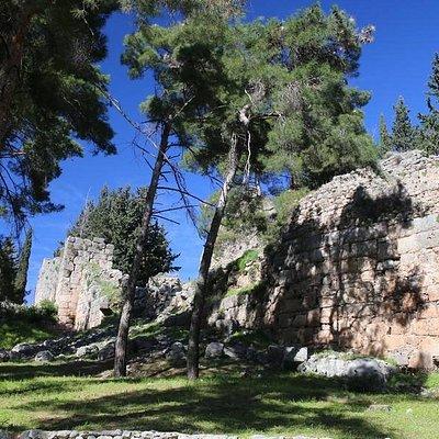 Άποψη Κάστρου των Σαλώνων