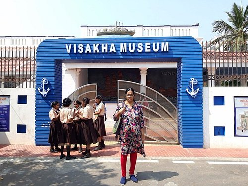 school children visit