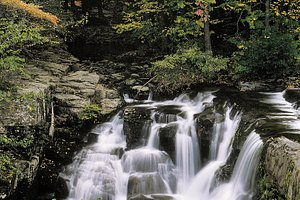 Hains Fall in the Catskills