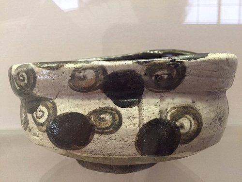 Японская чаша для чайной церемонии