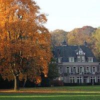 Landhuis en schitterend park