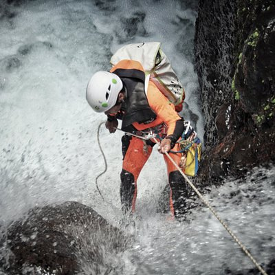 Canyoning Tours in Lombok and Gilis