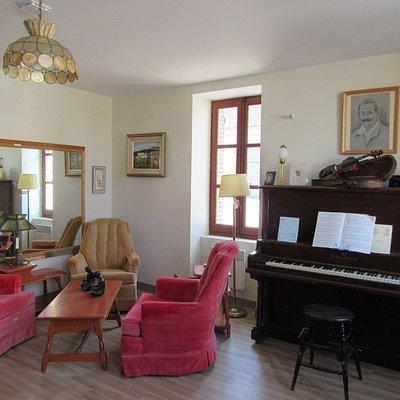 Maison A. Cano salon de musique
