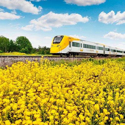 Arlanda Express - Stockholm City to Arlanda Airport