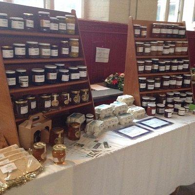 great range of preserves