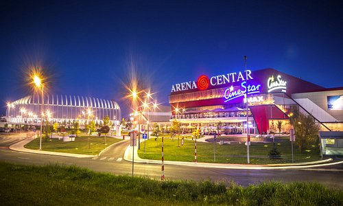 Croatia's premier shopping and entertainment centre