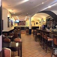 Interior de Cafetería Cervecería Tetuán
