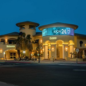 Agua Caliente Casino Palm Springs