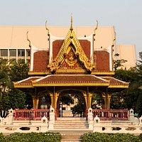 Sala Thai at the Thailand Cultural Centre