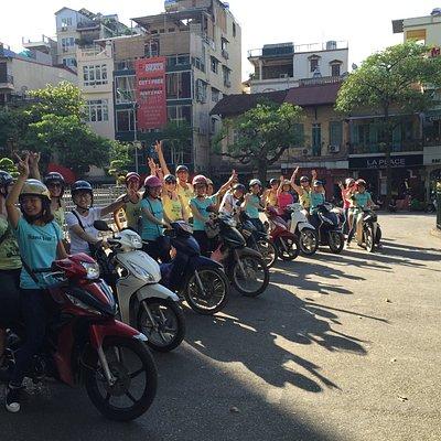 Hanoi Beer Tour