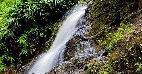 Himchori Waterfall