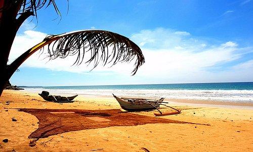 Cosgoda beach