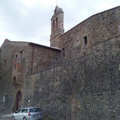 """""""Grancia di Castelluccio"""": front view"""