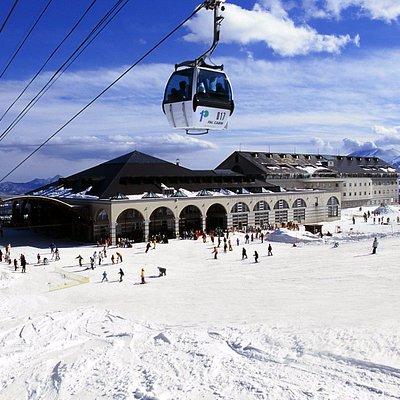 軽井沢最大級のスノーリゾート