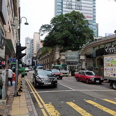 廣東道街景