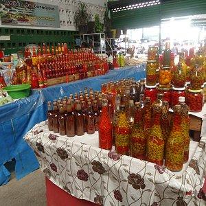 Mercado Central - temperos