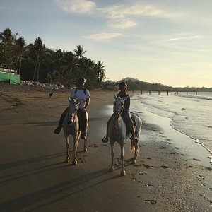 Outstanding, we always go horseback riding when we are away. This was the best ride, excellent h