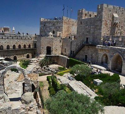 Visit Jerusalem from Amman