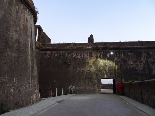 Nani Daman Fort