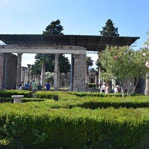 Pompeii Casa del fauno 2