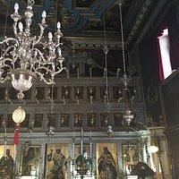 Church of Saint Ioannis the Precursor interior