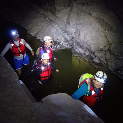 Experience what it is like to navigate and find your way through the wadi under the night stars.