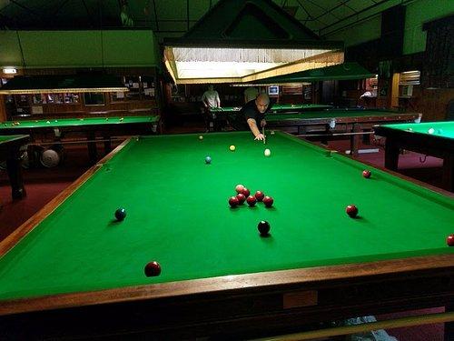 Locarno Snooker Club