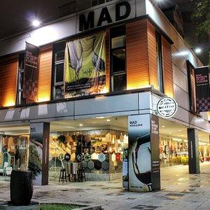 MAD Museum Exterior 2017