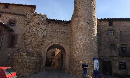 Puerta del Hierro.