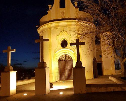 Frente da igreja Nazaré