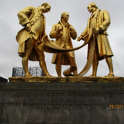The three wise men of Birmingham