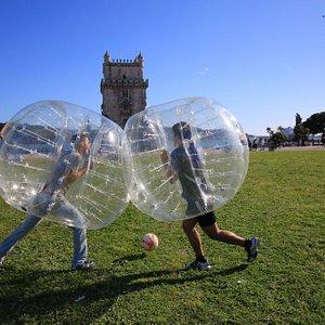 Ao ar livre ou em espaço coberto, levamos até ti a máxima diversão!