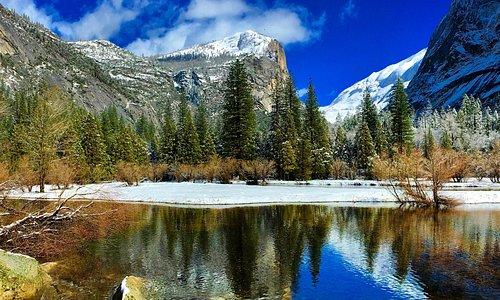 Family Yosemite vacation February 2017.