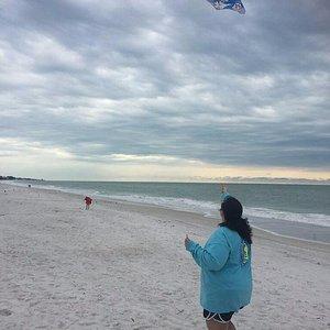 Lets go fly a kite....
