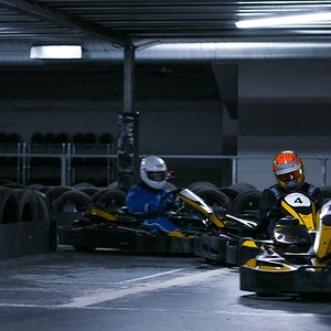 Absolutely Karting race