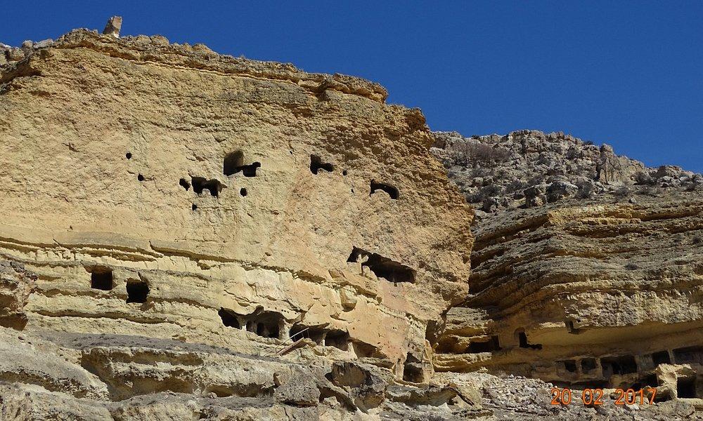 Manazan Mağaraları - Karaman