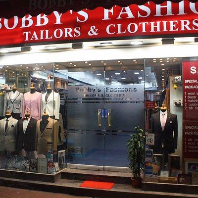 Bobby's Fashions Flagship Store in Hong Kong