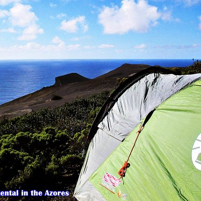 Tent for 3 - From € 9,00 / day.