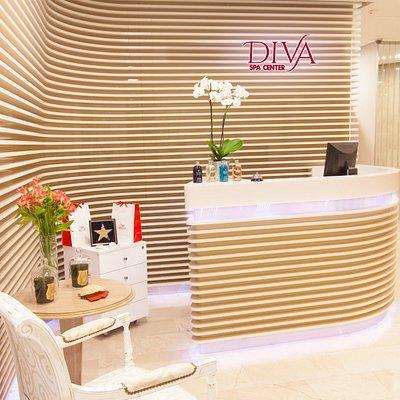 DIVA Spa-Center 5* Массажи, уход по лицу и по телу, укладки, стрижки, маникюр и педикюр!