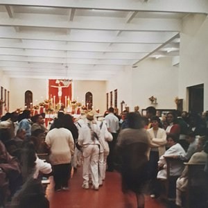 Festa do Divino Espírito Santo - Igreja de Matozinhos SJDR