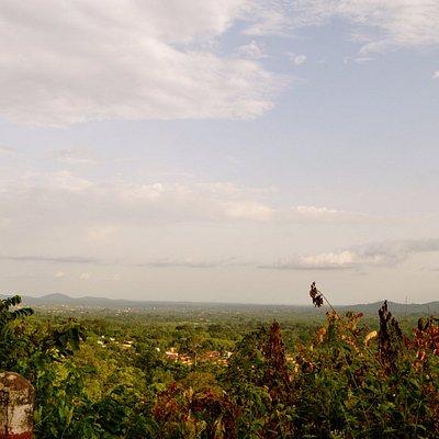 vue sur Kpalimé