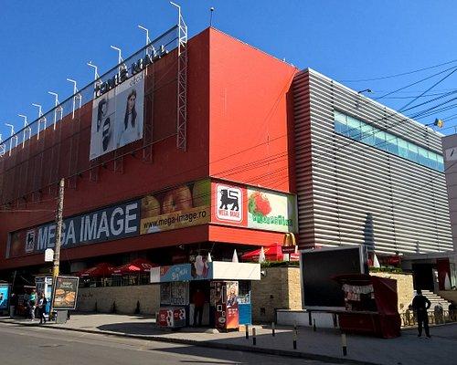 Tomis Mall - South View (Mihai Viteazu Street)