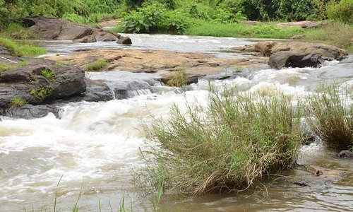 A joy to see the flowing water