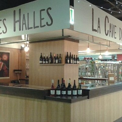 Photo de la Cave des Halles