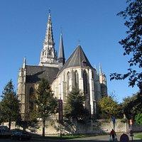 Anderlecht st Guidon, chevet gothique