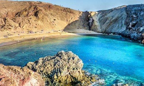 """Esta es nuestra playa favorita """"Papagayo"""""""