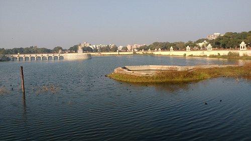 A view of Ranmal Lake
