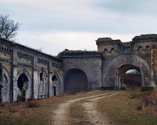 """Крепость """"Керчь"""" (форт Тотлебена)"""