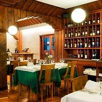 Restaurante Camelo - Sala de Refeições